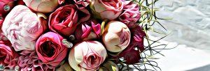 Wedding Bouquet Art